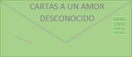 Cartas de amor y desamor anónimos.