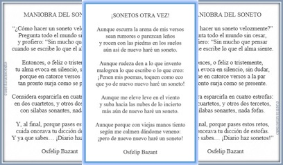 Sonetos clásicos, sonetos de cuentaunsoneto de Osfelip, el clasicismo, la poesía en el clasicismo y Renacimiento, poemas y sonetos