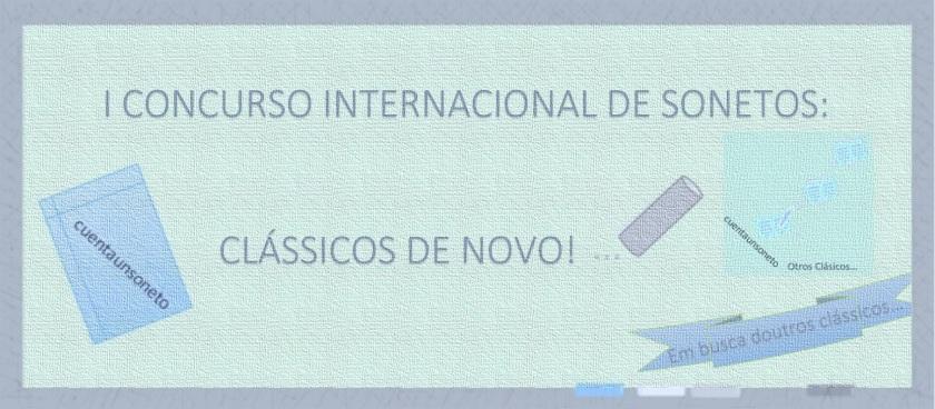 Concurso internacional de sonetos clássicos