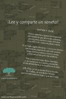 Poema Dafnis y Cloe de Longo.
