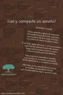 Dafnis y Cloe de Longo.
