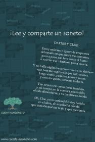 Poema de Dafnis y Cloe de Longo.