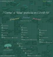 Acrósticos sobre profecías de coronavirus.